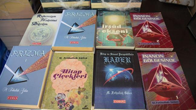Belediye deposundan FETÖ kitapları çıktı! Peş peşe açıklamalar
