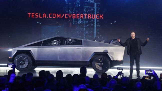 İşte Elon Musk'ın yeni canavarı: Zırhlı ve elektrikli