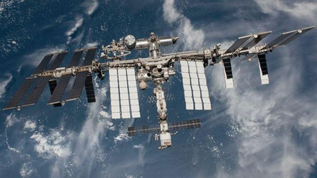 Rus kozmonot: ABD uzay istasyonunu bırakacak