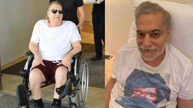 Mehmet Ali Erbil sessizliğini bozdu: Bir buçuk senedir yatıyorum