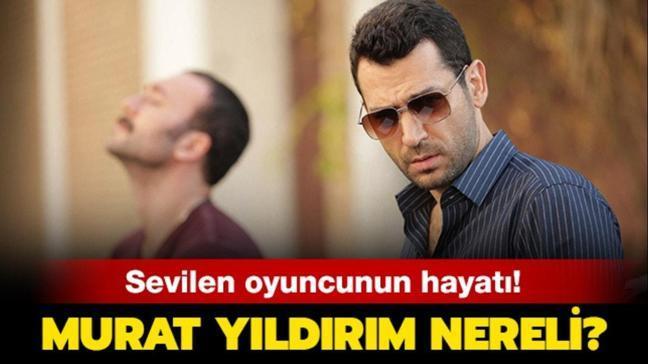 """Murat Yıldırım nereli, kaç yaşında""""  Ramo karakterine hayat veren Murat Yıldırım kimdir"""""""