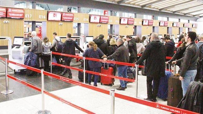İstanbul Havalimanı dünyanın yükünü aldı