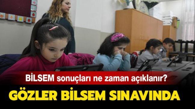 """BİLSEM sınavları ne zaman"""""""