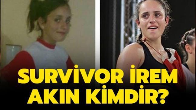 """Survivor İrem Akın nereli"""" Survivor 2020 Ünlüler yarışmacısı İrem Akın kimdir, kaç yaşında"""""""