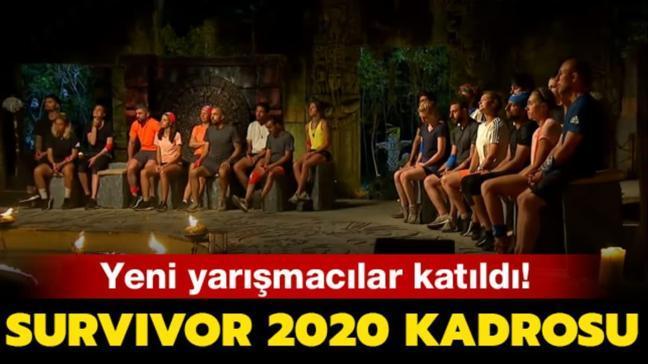 """Survivor 2020 Ünlüler ve Gönüllüler yarışmacıları haberimizde! Survivor 2020 kadrosunda kimler var"""""""