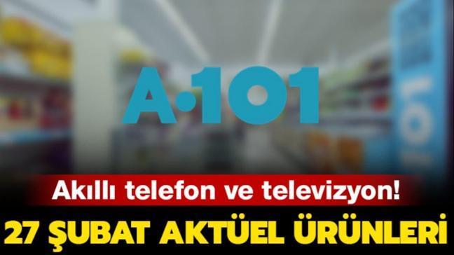 A101 aktüel ürünler kataloğu yayında!