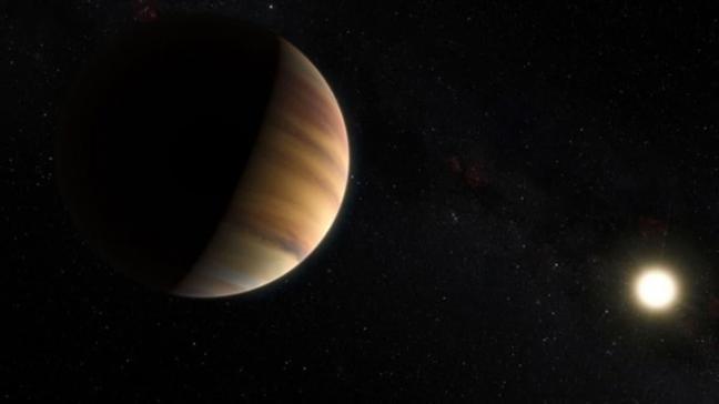Şimdiye kadar gözlemlenen en kısa yörüngeli gezegen keşfedildi