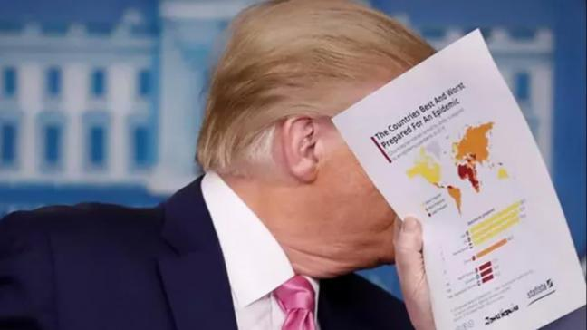 Trump'ın elindeki koronavirüs kağıdı: Türkiye, virüse karşı en iyi hazırlanan ülkeler arasında