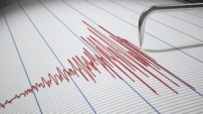 Akdeniz'de 4,7 büyüklüğünde deprem