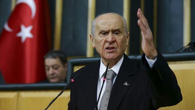 MHP Genel Başkanı Bahçeli: Düşman, görüldüğü yerde ezilmelidir