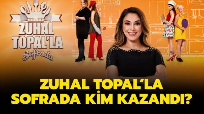 """28 Şubat Cuma Zuhal Topal'la Sofrada kazananı kim"""" Zuhal Topal'la Sofrada haftanın birincisi belli oldu!"""