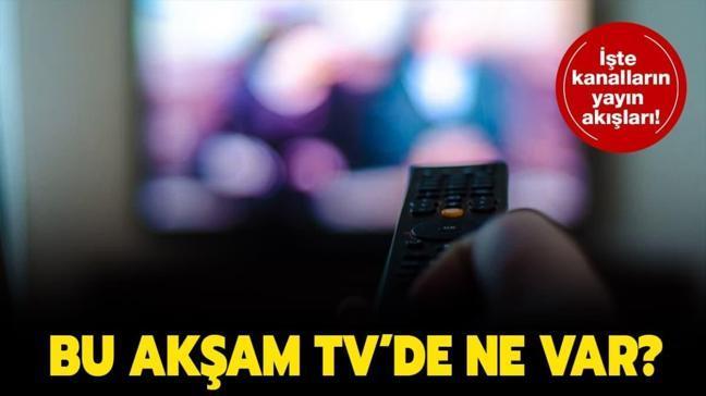 """Bu akşam Tv'de ne var"""""""