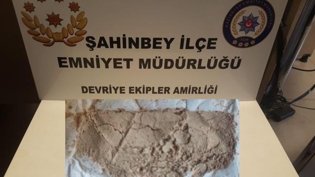 Gaziantep'te uyuşturucu satıcılarına yönelik operasyonda 28 şüpheli gözaltına alındı