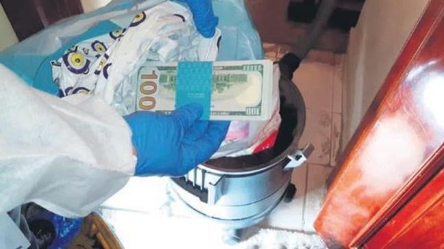 FETÖ'nün 'para' süpürgesi ele geçirildi
