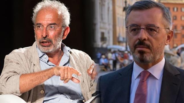 İtalyan gazeteciye Vatikan Büyükelçisi Göktaş'tan yanıt