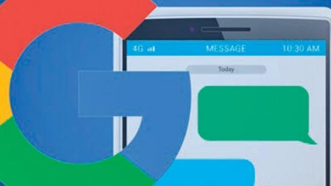 Google mesajlar iMessage gibi olacak