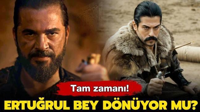 """Engin Altan Düzyatan Kuruluş Osman'da oynayacak mı"""" Ertuğrul Gazi'ye dön çağrısı..."""