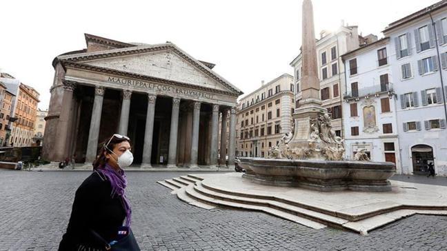 İtalya'da bir günde 349 kişi hayatını kaybetti