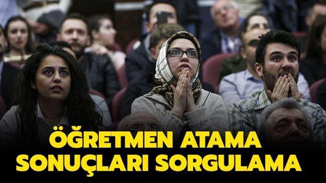 """Başkan Erdoğan'dan sözleşmeli öğretmen atama sonuçları ile önemli açıklama! Öğretmen atama sonuçları 2020 açıklandı mı"""""""