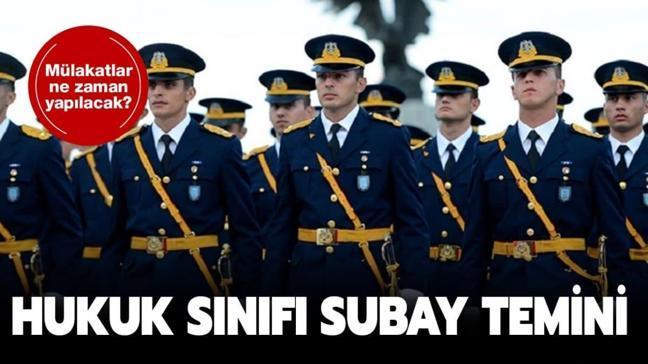 """MSB subay alımı mülakat sınavı ne zaman yapılacak"""""""