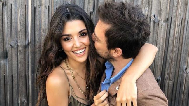 Murat Dalkılıç aşkını haykırdı: Çok seviyorum Hande'yi!