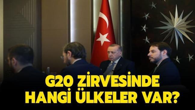 """G20 zirvesi nedir"""""""
