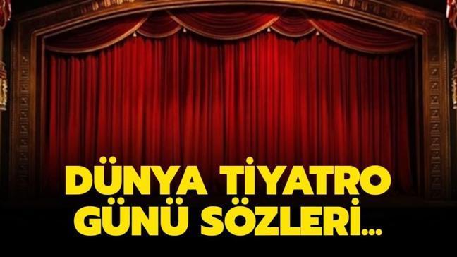 27 Mart Dünya Tiyatro Günü kutlanıyor!