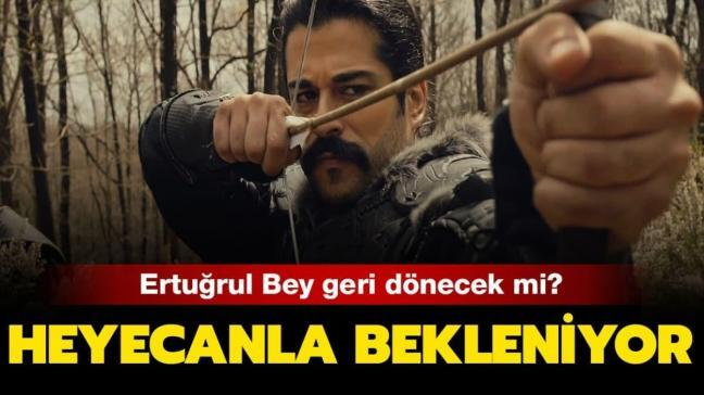 """Kuruluş Osman Ertuğrul Bey obaya ne zaman gelecek"""""""