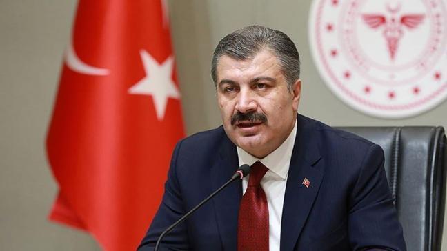 Bakan Koca son durumu açıkladı: Türkiye'de can kaybı 425'e yükseldi