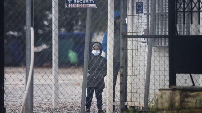 Malakasa sığınmacı kampındaki bir göçmende koronavirüs tespit edildi