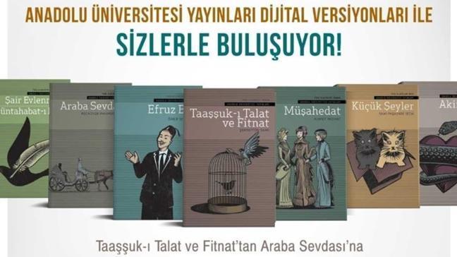 Anadolu Üniversitesi klasik Türk edebiyatı eserlerini dijital ortamda okuyucularla paylaştı