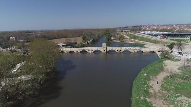 Bulgaristan baraj kapaklarını açtı, taşkını 'Kanal Edirne' önledi