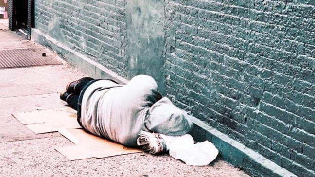 Devletin şefkat eli evsizlerin üzerinde