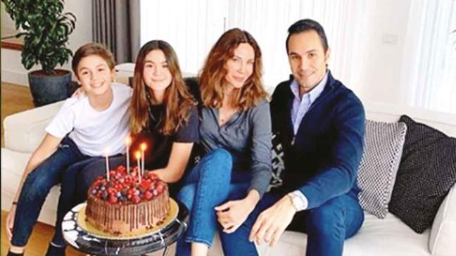 Demet Şener'in 43. yaş kutlaması