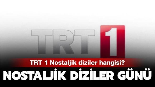 """TRT nostalji kuşağında hangi diziler var"""" Yedi Numara, Perihan abla ne zaman"""" İşte TRT 1 nostalji kuşağı!"""