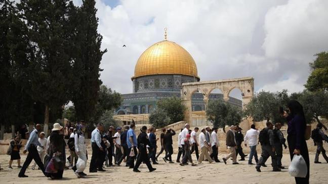 Açıklama geldi: Mescid-i Aksa Ramazan ayında da ibadete açılmayacak