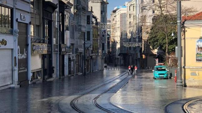 İçişleri Bakanlığı'ndan 31 il için yeni sokağa çıkma yasağı genelgesi