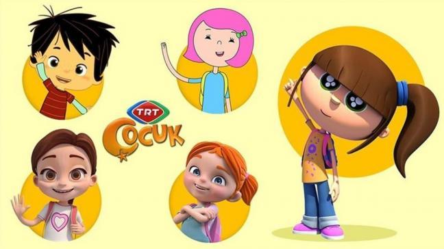 TRT Çocuk'un çizgi dizileri 23 Nisan'da çocuklara bayram hediyesi olarak ekrana gelecek