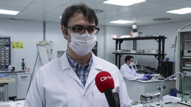 Koronavirüsün kuluçka dönemini 30 dakikada tespit edecek alternatif kit için çalışmalar başladı