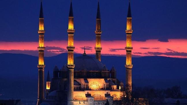 14 asırlık mukabele geleneği ramazanda Selimiye Camisi'nden canlı yayınla devam ettirilecek