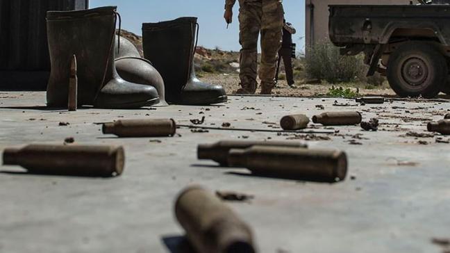 Libya İçişleri Bakanı: Wagner grubu, kimyasal sinir gazı kullandı