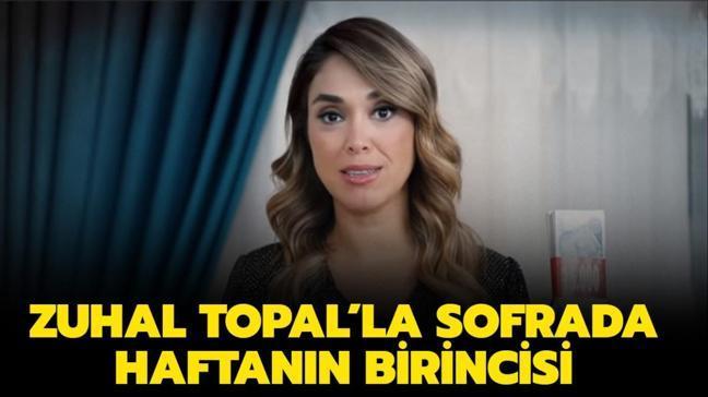 "Zuhal Topal'la Sofrada 1 Mayıs puan durumu nedir"""