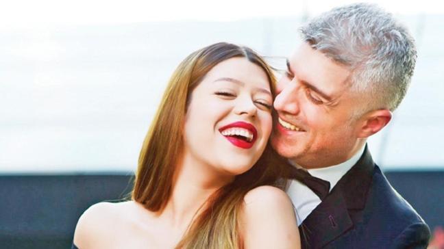 Özcan Deniz'den Feyza Aktan'a doğum gününde evlilik teklifi!