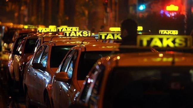 İçişleri Bakanlığı'ndan 'Ticari Taksilere' ilişkin yeni genelge
