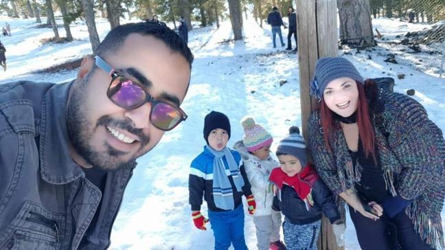 Güney Kıbrıs'ta aile dramı: Rum eşinden çocuğu olan Türk baba adalet arıyor