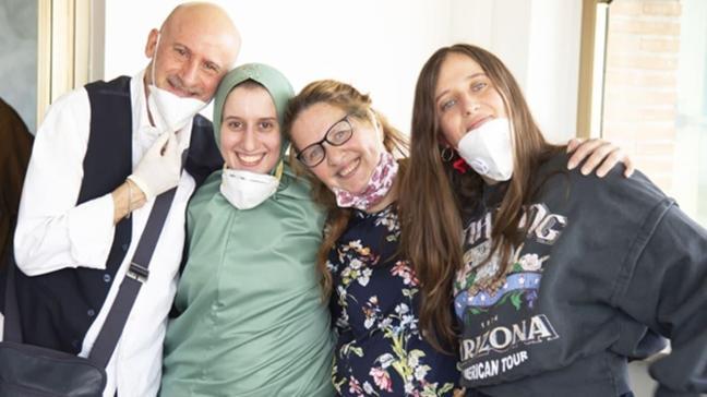MİT'in kurtardığı Müslüman olan İtalyan yardım gönüllüsüne ölüm tehdidi