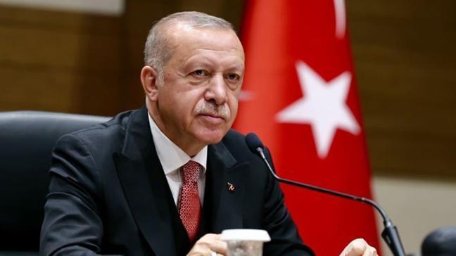 Başkan Erdoğan'dan '1915 Çanakkale Köprüsü' paylaşımı