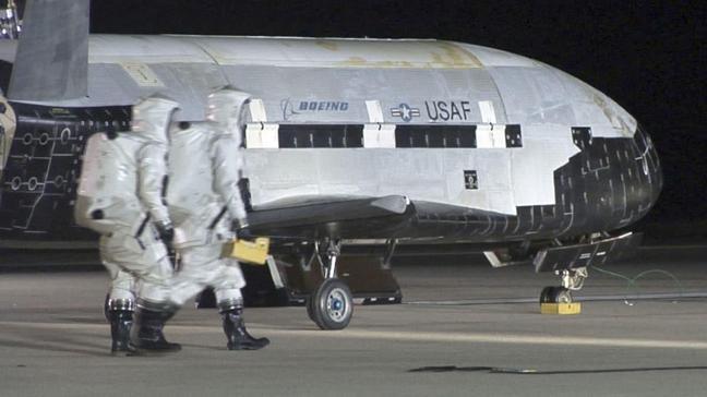 ABD, X-37B uçağını yeni bir görev için uzaya yolladı