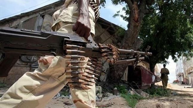 Somali'de Eş-Şebab'a hava operasyonu