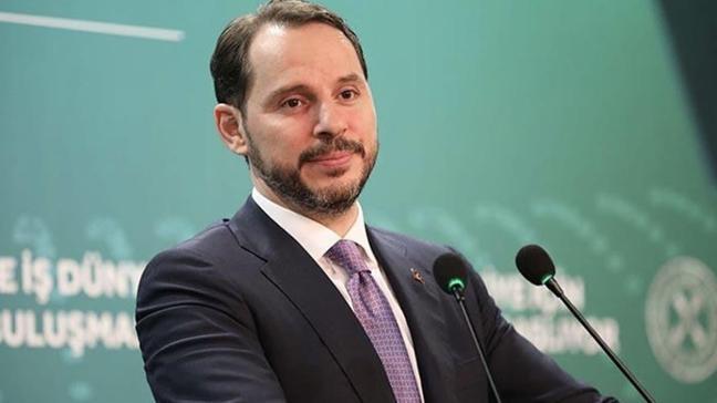 Bakan Albayrak: Türkiye'ye etkisi daha az olacak